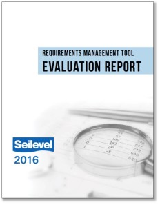 2016 Software Requirements Tool Evaluation Report